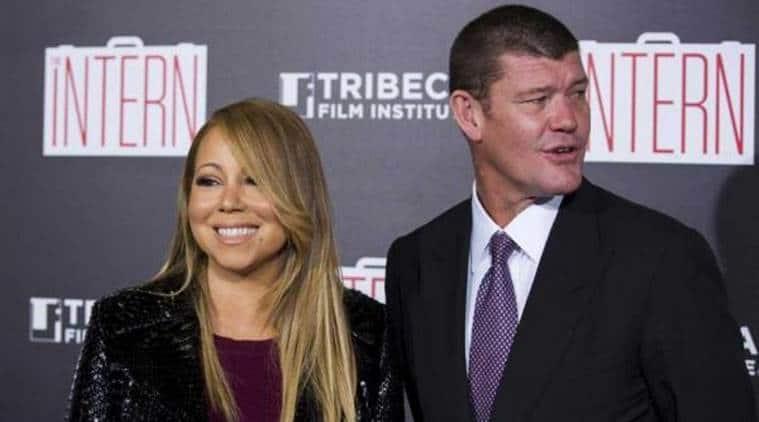 James Packer, Mariah Carey, pop star Mariah Carey, Mariah Carey boyfriend, entertainment news