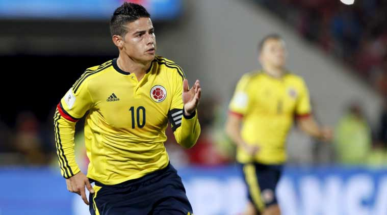 World Cup qualifier, Argentina, Brazil, Brazil vs Argentina, Argentina vs Brazil, Colombia, james rodriguez, rodriguez, football qualifiers, 2018 world cup qualifiers, football results, football news, football
