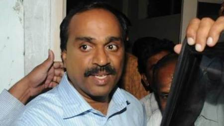 Former BJP minister Janaradhan Reddy arrested in illegal mining case
