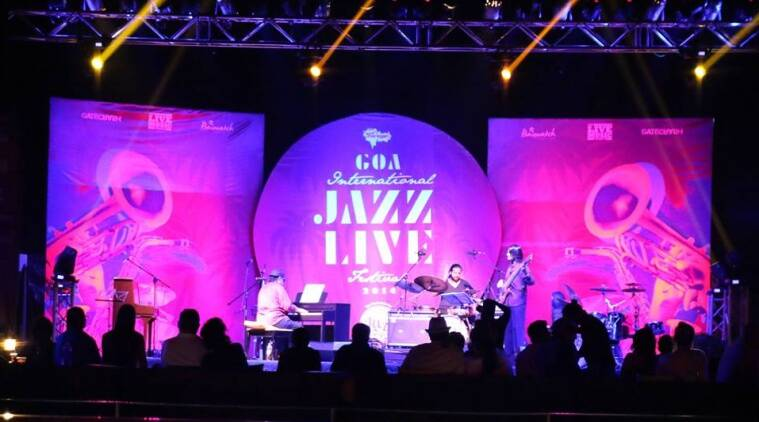 Bringing back the groove at the Goa International Jazz Festival