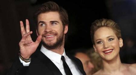 Jennifer Lawrence calls Liam Hemsworth brothers 'animals'