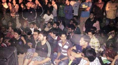Caste on the menu card: JNU students screen documentary on beef after authorities deny permission
