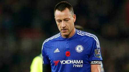 "Football - Stoke City v Chelsea - Barclays Premier League - Britannia Stadium - 7/11/15 Chelsea's John Terry looks dejected as he walks off at full time Action Images via Reuters / Ed Sykes Livepic EDITORIAL USE ONLY. No use with unauthorized audio, video, data, fixture lists, club/league logos or ""live"" services. Online in-match use limited to 45 images, no video emulation. No use in betting, games or single club/league/player publications.  Please contact your account representative for further details."
