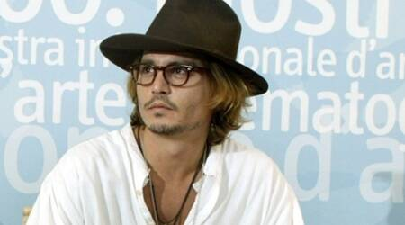 Johnny Depp's awkward meeting with Prince Charles