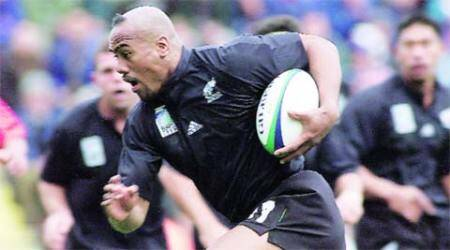 Jonah Lomu's runs down the wings were the most exhilaratingsight