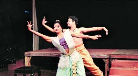Vidyottama, theatre, theatre art, play, Vidyottama play, Kalidas play, play on kalidas, NSD, Maharishi, talk, indian express