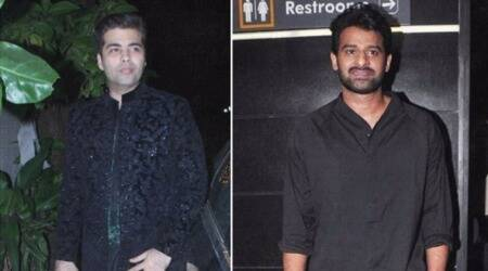 Saaho star Prabhas: No bad blood with Karan Johar