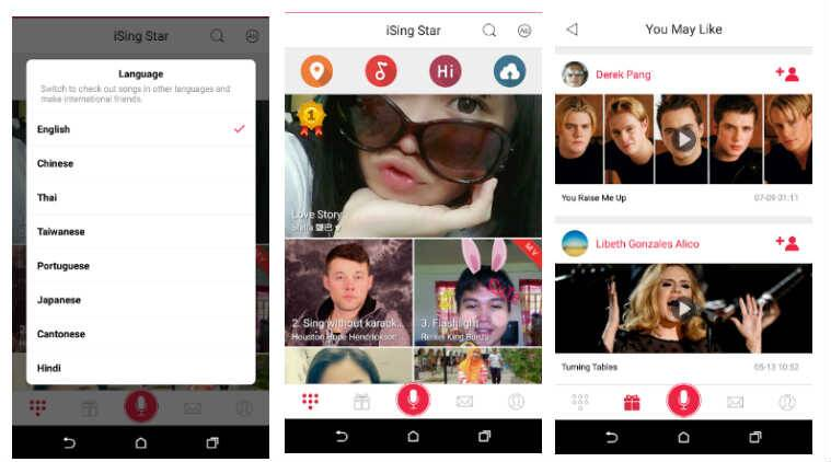 iSing, iSing app review, iSing app, iSing Android app, Android apps, karaoke apps, karaoke apps for Android, smartphone apps, music apps, technology, technology news