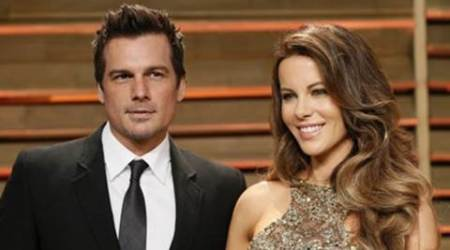 Kate Beckinsale 'doing fine' after Len Wiseman split