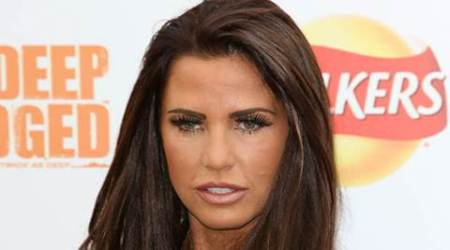 Katie Price to release book on husband's betrayal