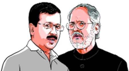 aap, aap govt, najeeb jung, aap najeeb jung, arvind kejriwal, kejriwal jung, kejriwal jung tussle, delhi govt powers, delhi news