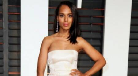 Motherhood turns your world upside down: Kerry Washington