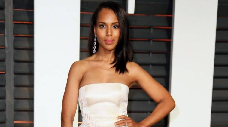 Kerry Washington, Scandal, hollywood