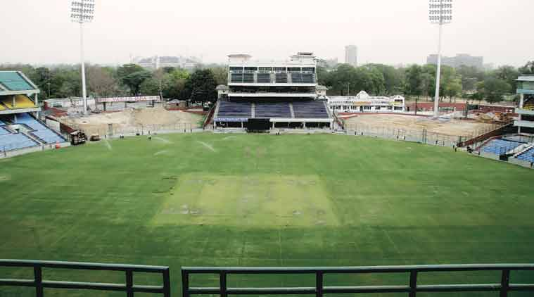 Will the Ferozeshah Kotla lose the fourth Test to Pune?