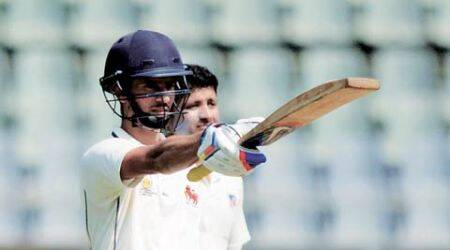 Ranji Trophy 2015: Siddhesh Lad helps Mumbai go from strength to strength