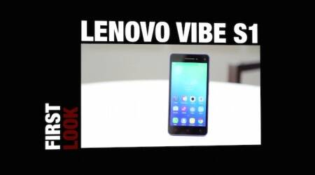 Lenovo Vibe S1 First Look