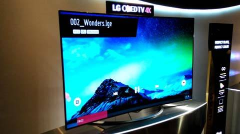 LG, LG Display. LG Display new OLED plant, LG OLED plant, LG Seoul OLED plant, OLED panels, displays, tech news, technology