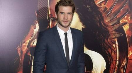 Liam Hemsworth once threw a knife at brother Chris'head