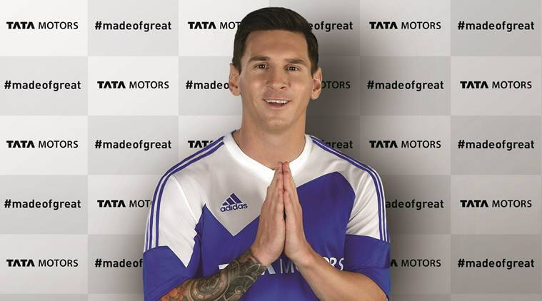 Lionel Messi, Lionel Messi Argentina, Argentina Lionel Messi, Lionel Messi India, India Lionel Messi, Lionel Messi Tata Motors, Tata Motors Lionel Messi, Football News, Football