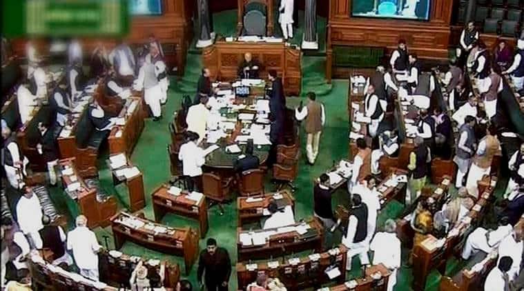 lok sabha, rajnath, parliament