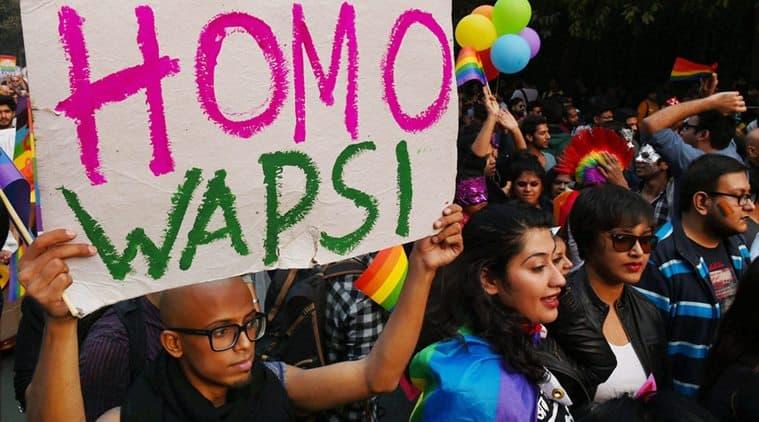 LGBTQ parade, India