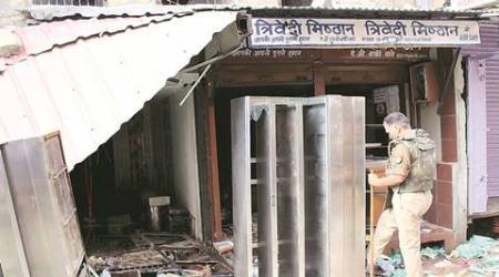Tension in Lucknow after Muslim youth dies inclash