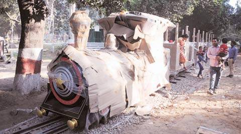 ludhiana toy train, ludhiana news, punjab news, toy train ludhiana news, city news, news, india news, top news