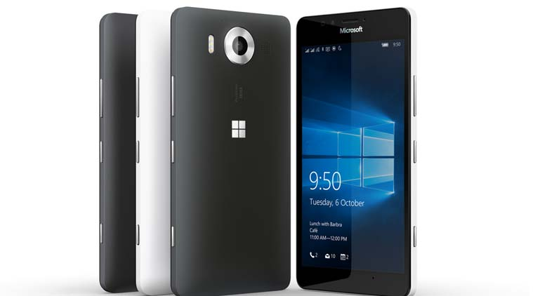 Microsoft recently unveiled its Lumia 950 and 950 XL smartphones running Windows 10 at premium prices.