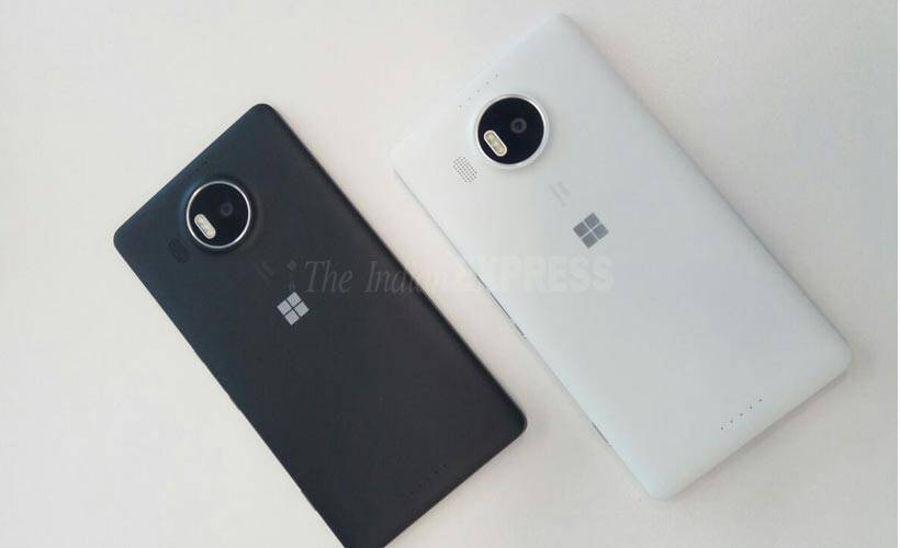 Microsoft Lumia 950, Microsoft Lumia 950XL, Lumia 950, Lumia 950XL, lumia, microsoft lumia, lumia phones, microsoft lumia india launch, Windows 10 mobile operating system, windows 10 os on mobile, Microsoft Lumia 950 features, Microsoft Lumia 950 specifications, technology news, tech news