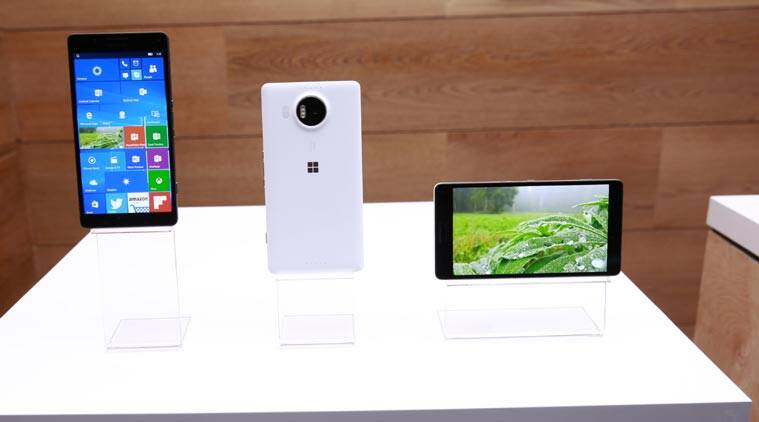 Microsoft, Microsoft Lumia 950, Lumia 950 XL, Lumia 950, Lumia 950 India price, Lumia 950 XL India price, Lumia phones