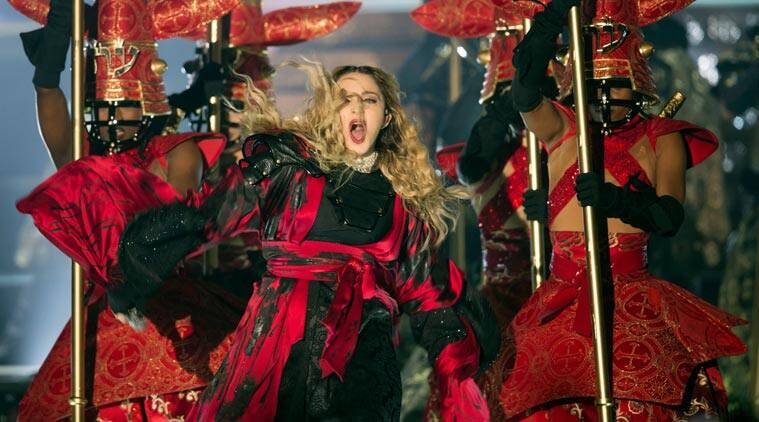 Madonna, Paris attack