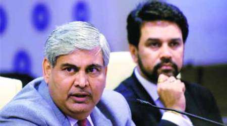 BCCI's Diwali cleaning: Shashank Manohar brings out thebroom