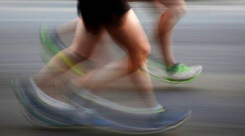 pune marathon. marathon in pune, pune security, pune police, Khandojiba Chowk
