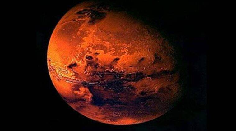 UV rays from Sun caused Mars to lose its atmospheric carbon dioxide. ( Source: PTI photo)
