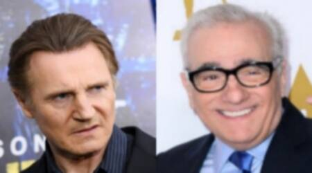 Martin Scorsese requires a lot of commitment: Liam Neeson