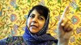 Stop using Pakistan taunt on critics, says Mehbooba Mufti
