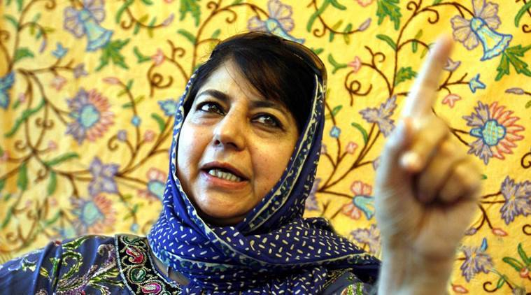 mehbooba mufti, mehbooba mufti to become CM, jammu and kashmir new CM, mehbooba and BJP, BJP and mehbooba, PDP and BJP, mufti mohammad sayeed dead, jammu and kashmir news, J&K news