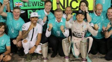 Nico Rosberg, Nico Rosberg fi racing, Nico Rosberg dubai grand prix, Emirates Formula One Grand Prix, Emirates Formula One Grand Prix news, abu dhabi grand prix, nico rosberg winner, dubai grand prix news, sports news,