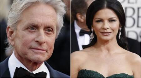 Catherine Zeta-Jones, Catherine Zeta-Jones marriage, Catherine Zeta-Jones husband, Michael Douglas, Michael Douglas wife, Michael Douglas Ant-Man star, Catherine Zeta-Jones films,Catherine Zeta-Jones movies, Michael Douglas films, Michael Douglas movies, Entertainment News