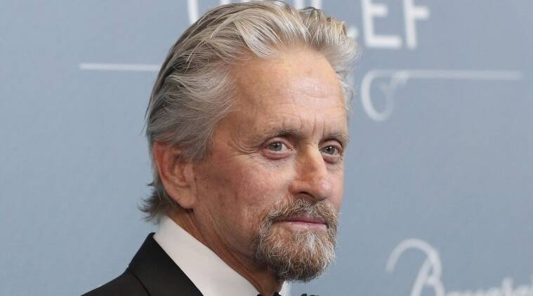 Michael Douglas, actor Michael Douglas, Michael Douglas movies, Michael Douglas upcoming movies, Michael Douglas news, entertainment news
