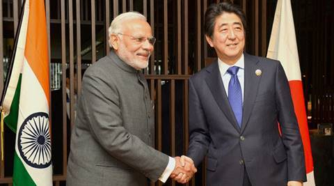 narendra modi, modi, shinzo abe, japan pm, japan pm india, shinzo abe india, congress, varanasi, varanasi congress, varanasi bjp, bjp news, india news