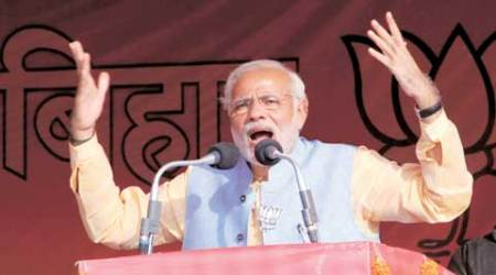 For the record: What Narendra Modi said during the Bihar election campaign