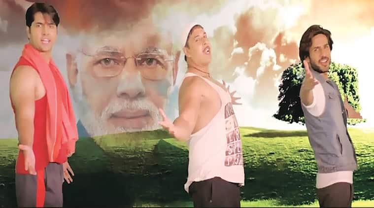 modi, narendra modi, salman khan, prem ratan dhan paayo, prem ratan dhan paayo trailer, modi song, naredra modi song, narendra modi tribute song, modi tribute, india news, news