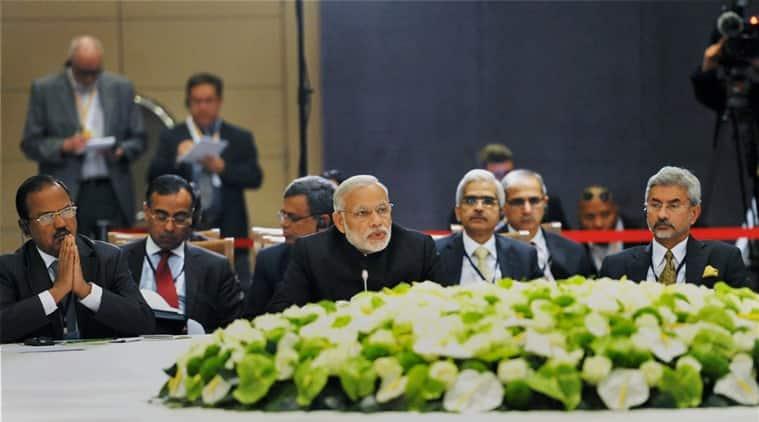 PM in BRICS meeting