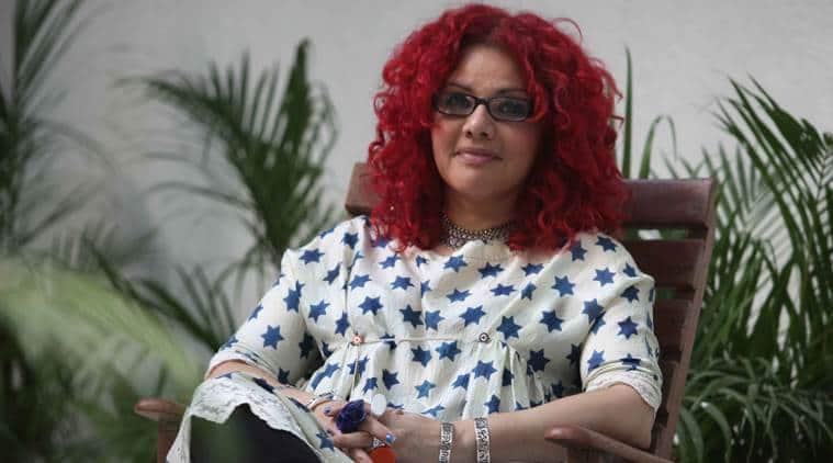 Mona Eltahawy, Egyptian-American journalist Mona Eltahawy, feminist Mona Eltahawy, talk, indian express