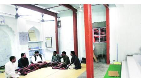 Shelter and food for students: Mosque throws its doors open to 'Occupy UGC' protesters