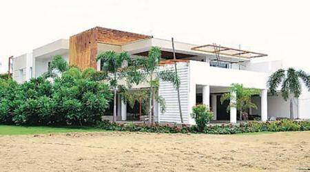 N Chandrababu Naidu sets up home, CMO away from Hyderabad