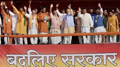Narendra Modi, Narendra Modi Bihar elections, Decision 2015, Bihar Polls, Narendra Modi Speech, Narendra Modi in Darbhanga, Modi Bihar Elections