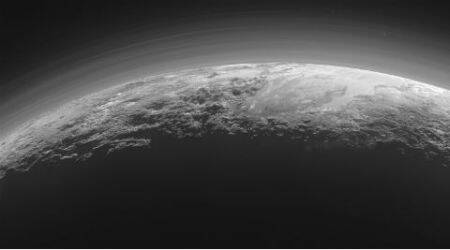 NASA, Pluto, Pluto pictures, Pluto mountains, ice volcanoes, ice volcanoes on Pluto, Cape Canaveral space station, New Horizons spacecraft, science, technology, technology news