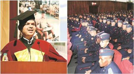 333 cadets of NDA's 129th course receive JNU degrees